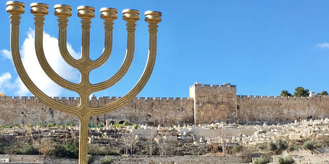 Menorah As A Symbol Of Christ And The Tree Of Life Part 2 Lds