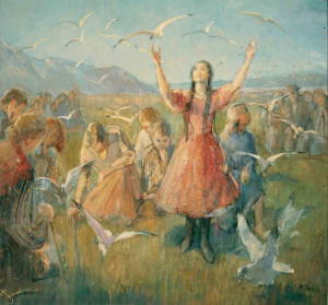 betty-and-the-seagulls-teichert