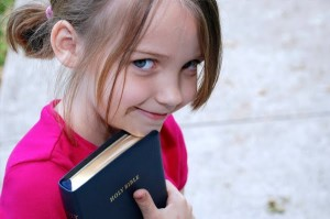kids and scriptures