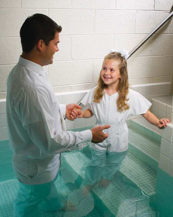 Understanding Baptism By Immersion