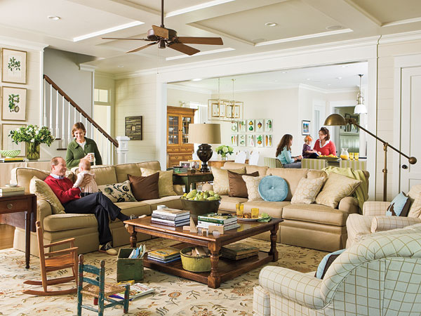 Making home a refuge lds women of god for Family room photo gallery