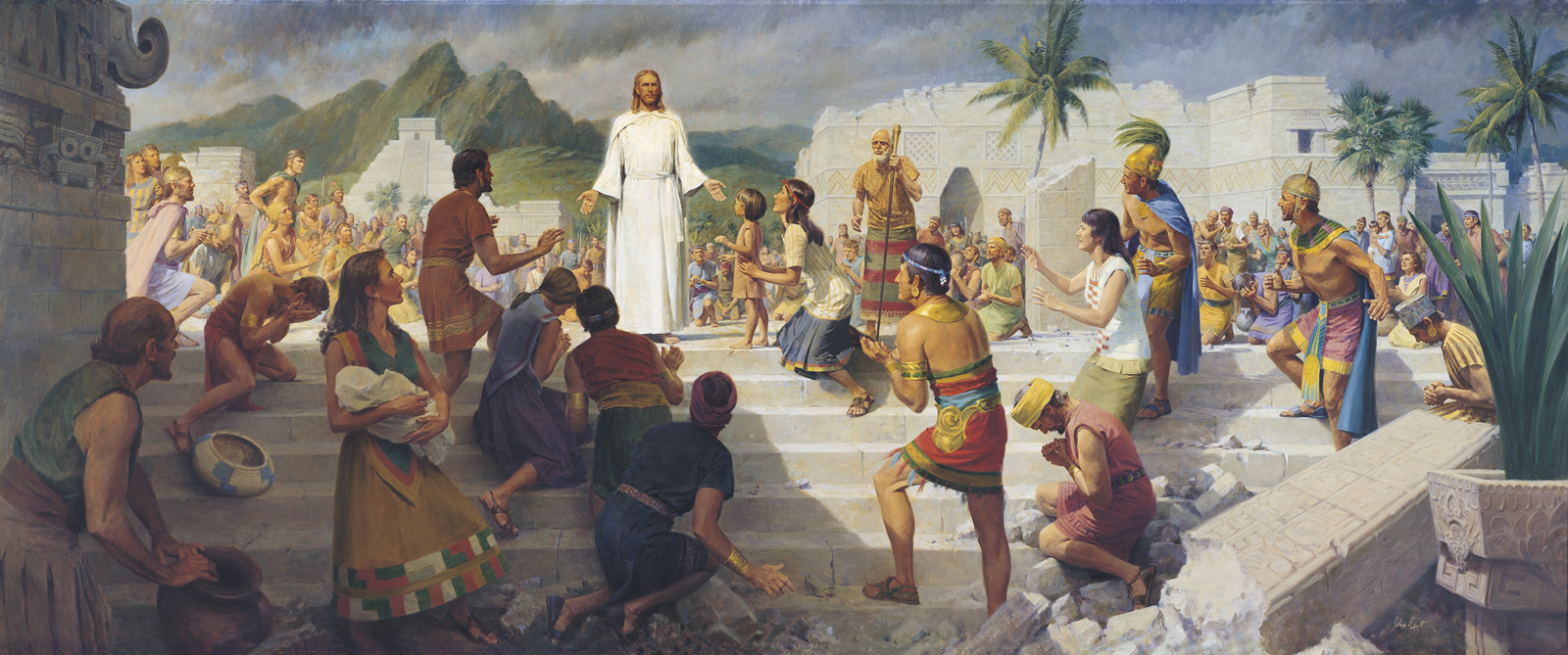 Image result for Jesus Christ lds atonement